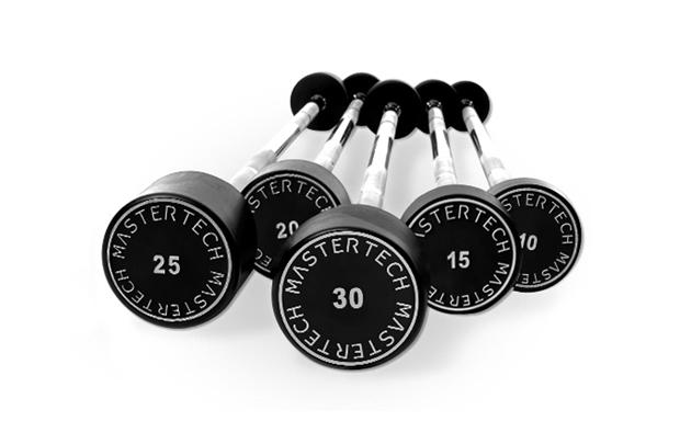 Accesorios - Set de 10 barras con extremos de goma