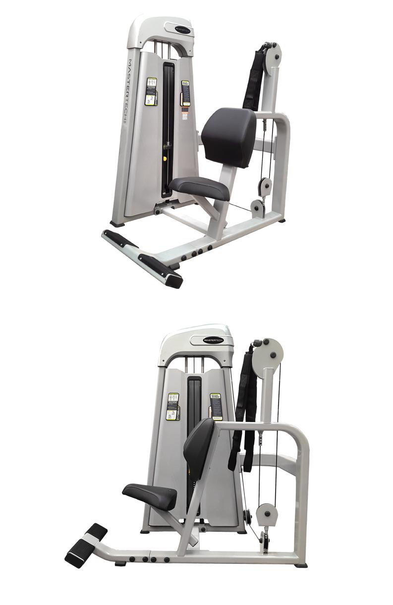 ELIX PRO 1019 - Máquina de Abdominales
