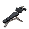 ELIX PRO 1037-Banco Abdominales Regulable